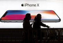 Apple stock drops and some retail shares climb on a quiet day