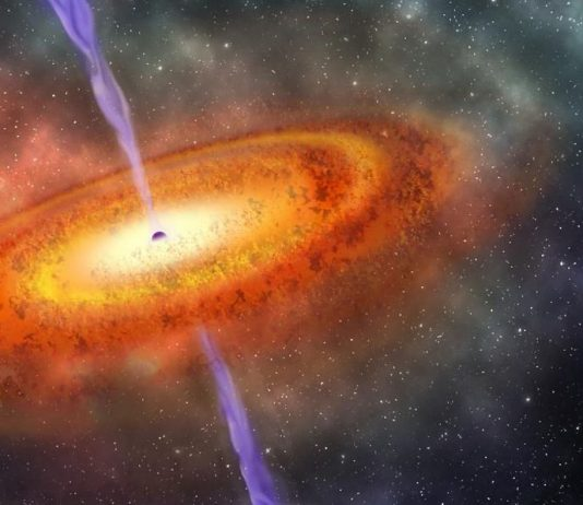 Black Hole Discovered, Researchers Say
