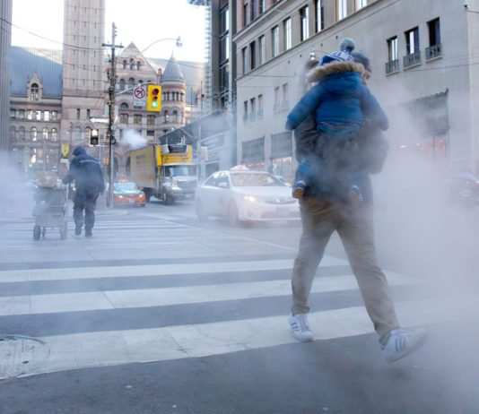 Extreme cold weather alert issued for Toronto: Environment Canada