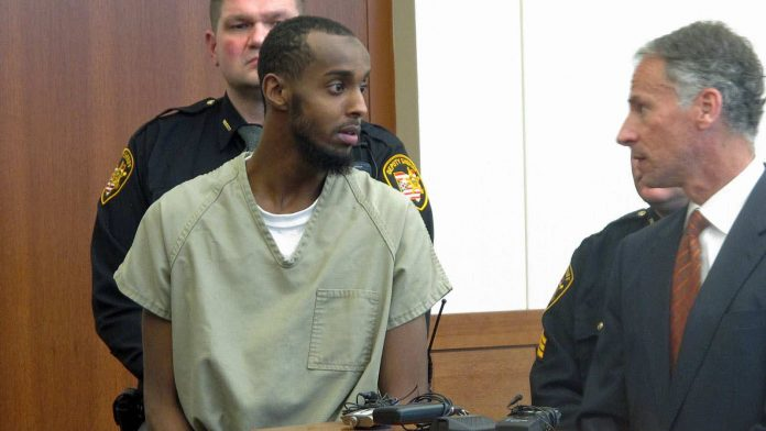 Abdirahman Sheik Mohamud sentenced to 22 years for US terrorism plot