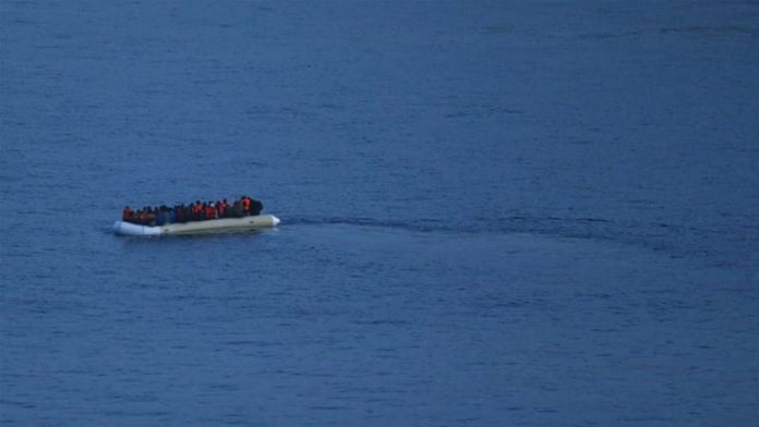 At least 8 dead after boat sinks near Libya coast