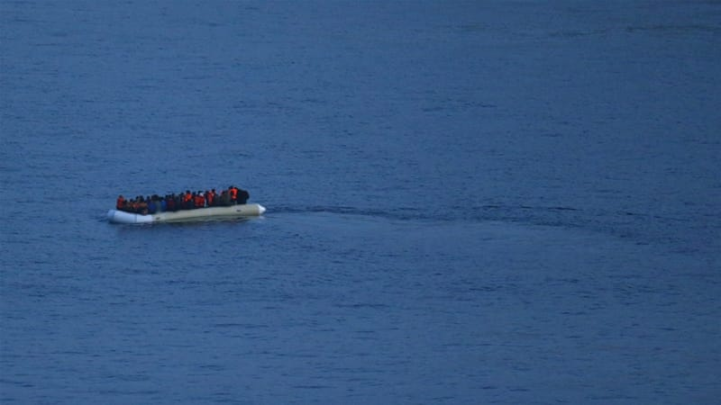 Asylum seekers drown in boat sinking off Libya