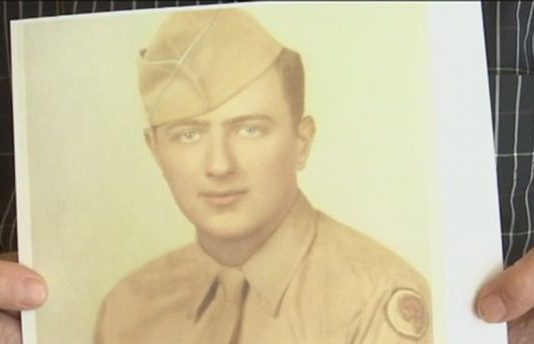 Boris Stern: Lost dog tag returned to World War II veteran