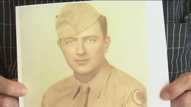 Boris Stern: Lost dog tag returned to World War II veteran