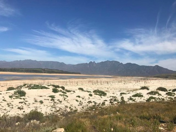 Cape Town may run out of water by April