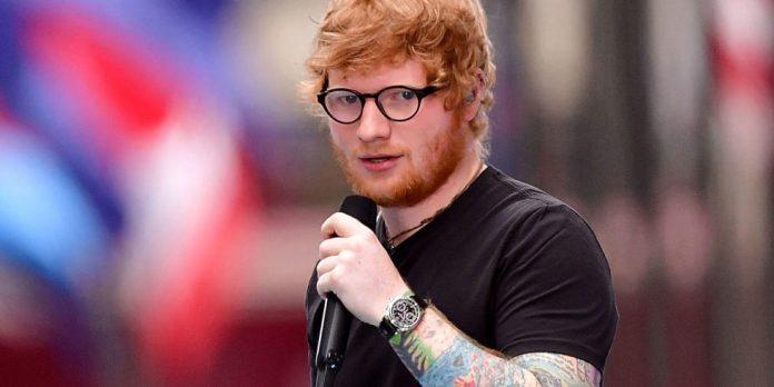 Ed Sheeran quit music for family