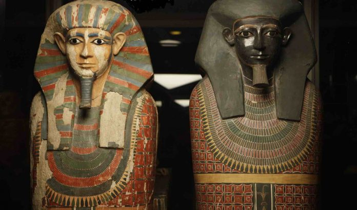 Egyptian Mummies Shared Mommy, DNA Analysis Shows