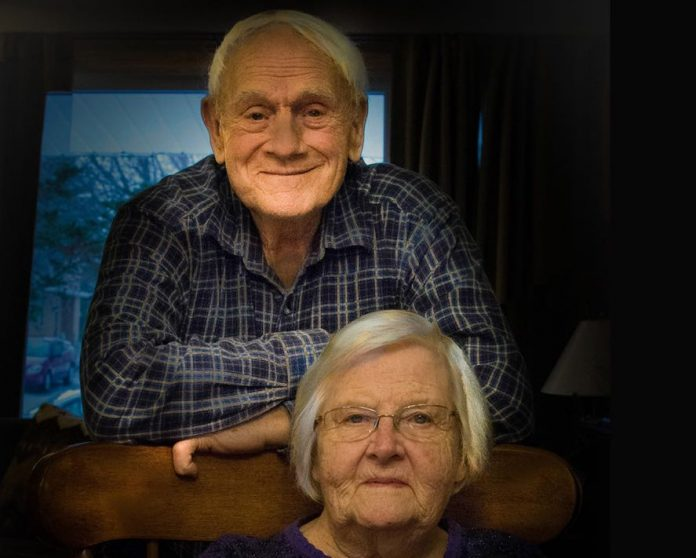 Grant and Trieber Ada, Elderly Couple Die Within Hours of Each Other After Wife Goes Searching For Husband in Cold