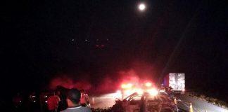 Mexico car crash: Road mishap claims 10 lives