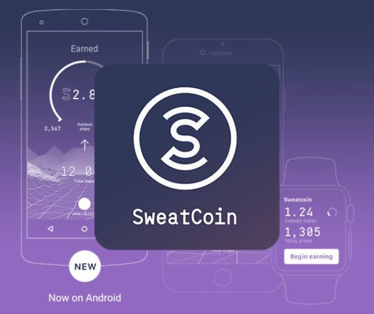 Sweatcoin app promises money for exercise
