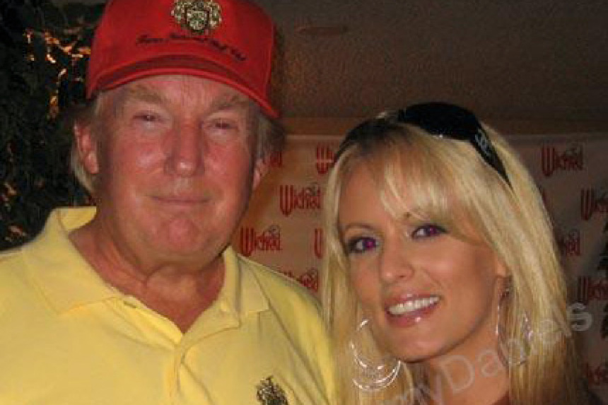 Trump'paid porn star Stormy Daniels $130000 to hide affair