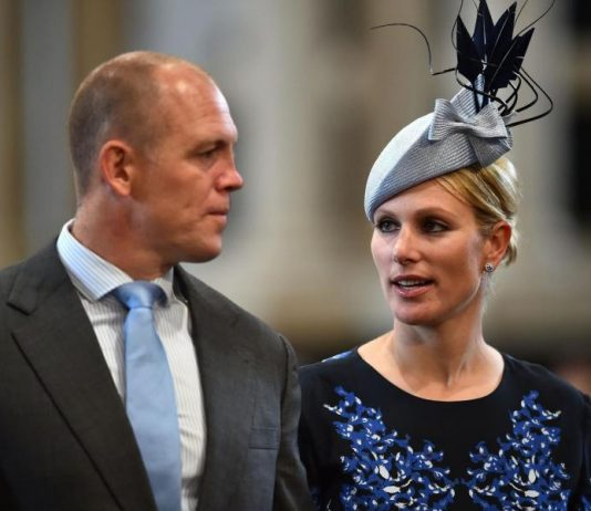 Zara Tindall is pregnant with her second child