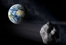 Warning: A 'potentially hazardous' asteroid is flying past Earth