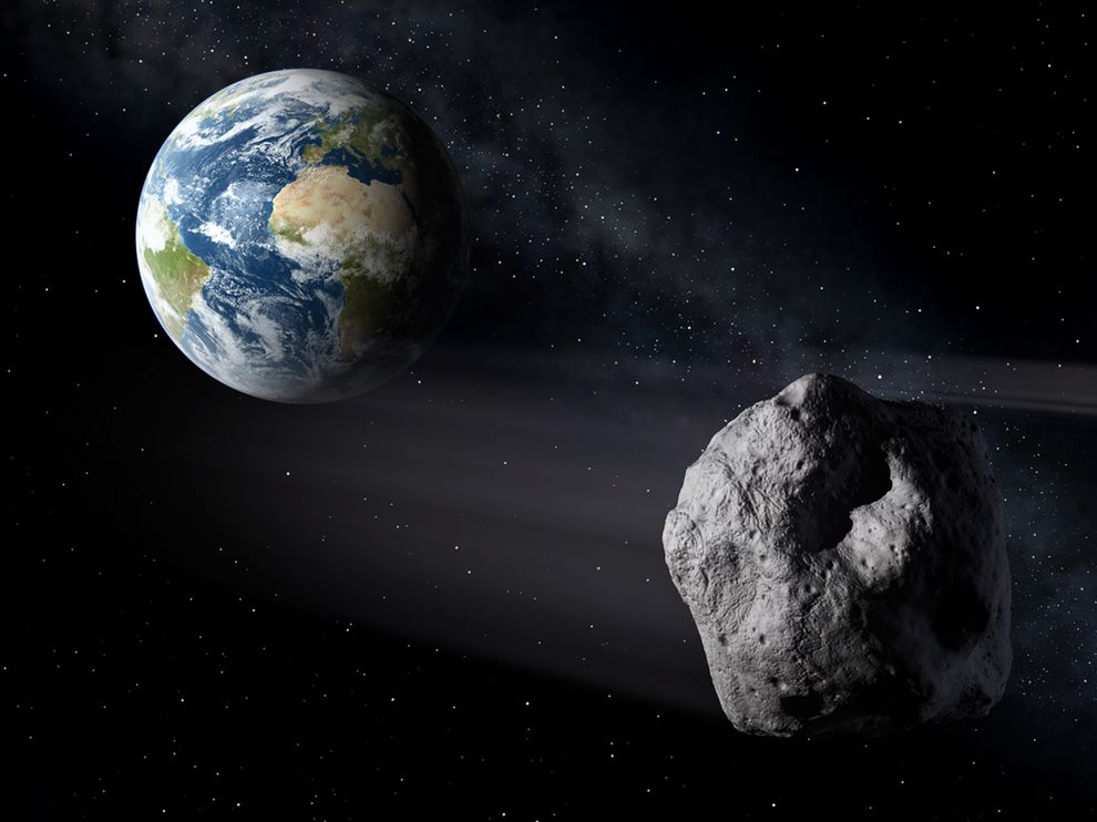 Massive asteroid 2002 AJ129 not to hit Earth on February 4