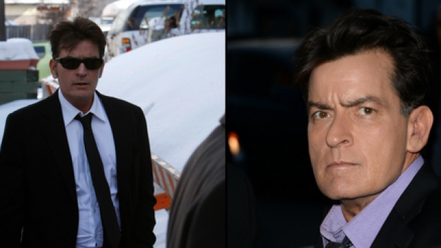 Charlie Sheen Accused Of Murder By Former Friend Lenny Dykstra