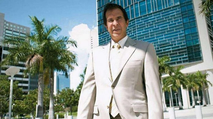 Joaquin Perez, 'Devil's lawyer' banned from entering the country