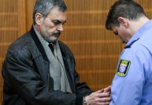 John Ausonius: 'Laserman' killer jailed for murder of Holocaust survivor