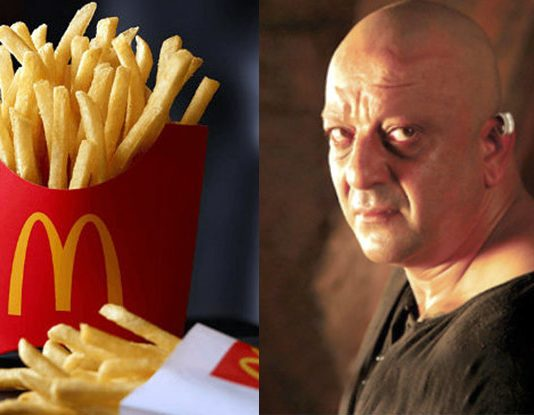 McDonald's fries to cure baldness, researchers say