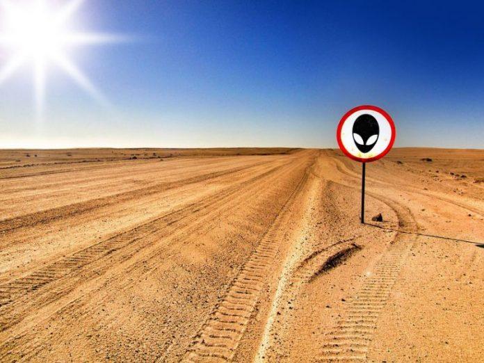 Nevada UFO travel guide