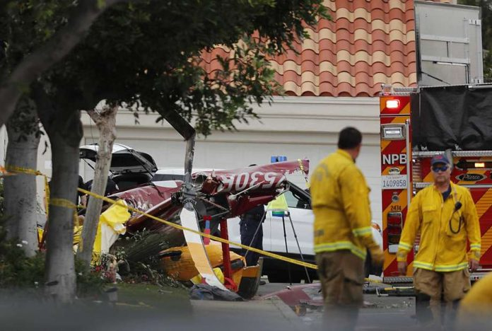 Newport Beach: Helicopter crashes into home, killing 3 people