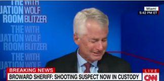 Philip Mudd Cries Over School Shooting (Video)