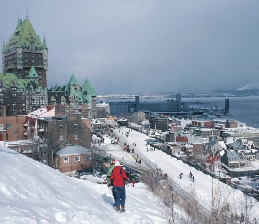 Quebec City dumped 46 million litres of waste directly into St. Lawrence