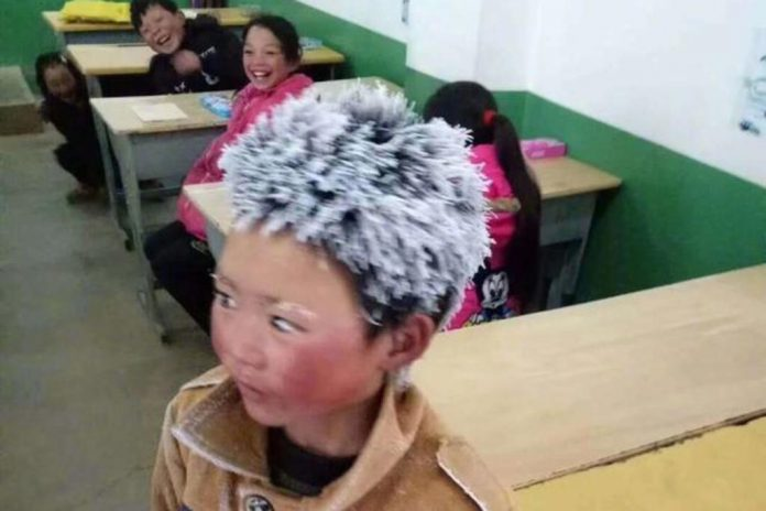 China's 'Ice Boy' forced out of new school [Picture]