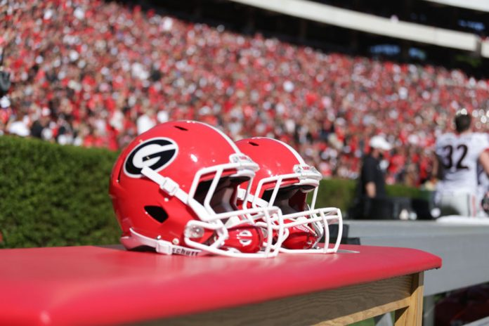 Georgia equipment manager arrested for using hidden camera in locker room