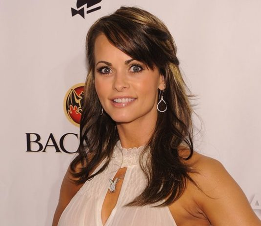 Karen McDougal who alleges affair with Trump sues to break silence