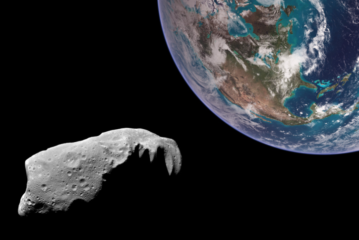 Possibility For 'Bennu' Asteroid To Hit Earth In 2135
