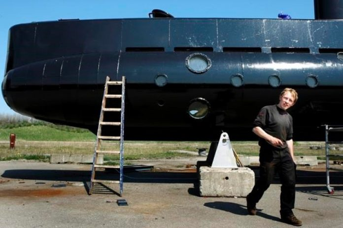 Peter Madsen: Trial to begin in case of journalist killed in submarine