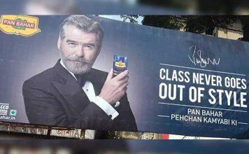 Pierce Brosnan says India brand 'cheated' him