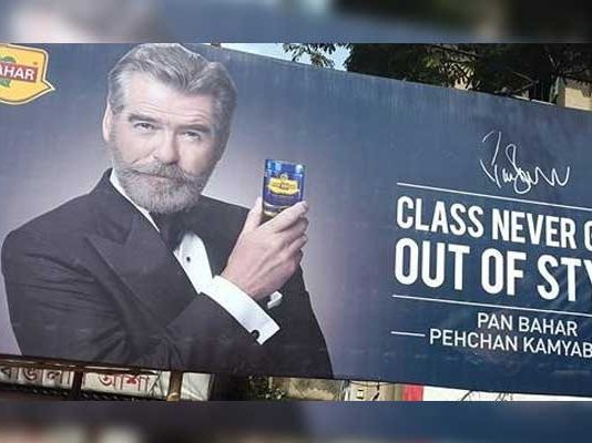 Pierce Brosnan says India brand 'cheated' him