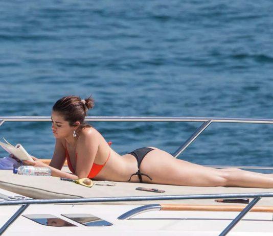 Selena Gomez Shuts Down Body Shamers (Picture)