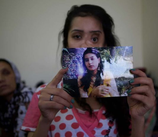 Shakila Zareen shot in face in Afghanistan settles into life in Canada
