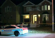 Brampton Man arrested after double shooting