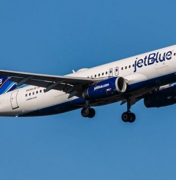 JetBlue Airways Reports March 2018 Traffic