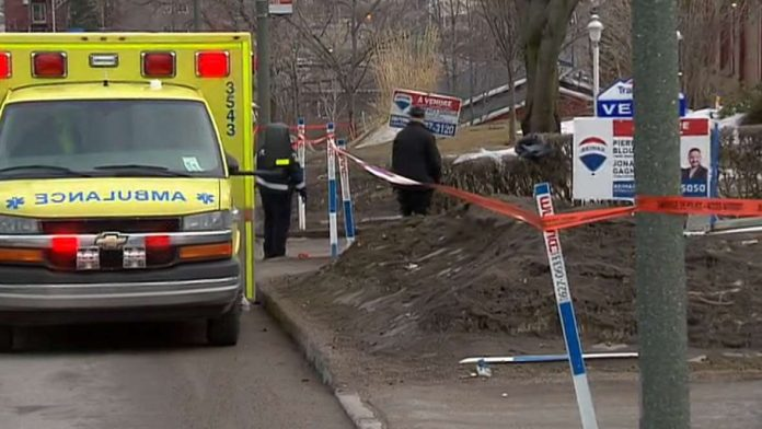 Quebec 2-year-old girl found dead