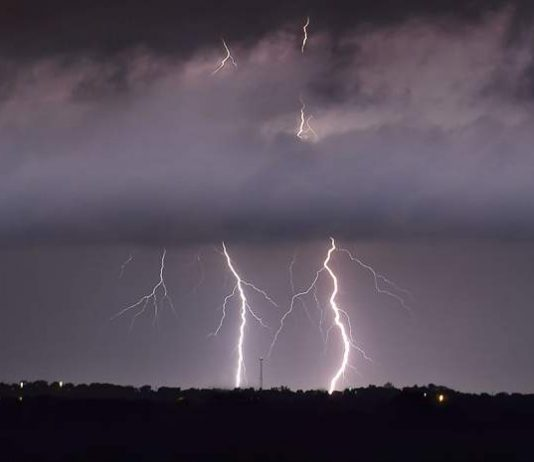 Ottawa residents warned of severe thunderstorms, Report