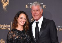 Asia Argento Speaks Out About Anthony Bourdain's Suicide, Report