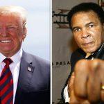 Trump considers pardon for Muhammad Ali
