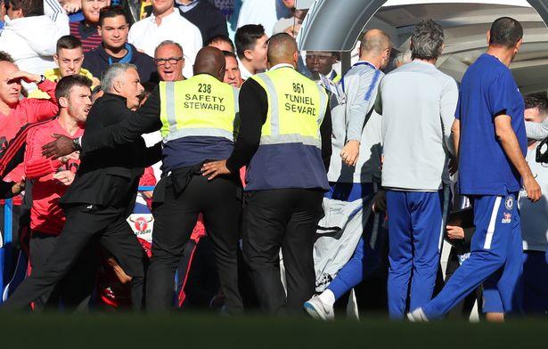 Jose Mourinho escapes punishment while FA charge