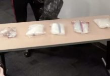$1 million meth Bust for Winnipeg Police