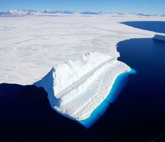 Antarctica ice loss increases six-fold since 1979, Report
