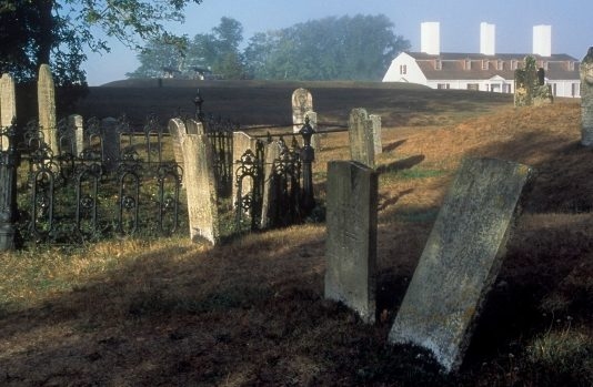 Archaeologists Search for Acadian Cemetery at Annapolis