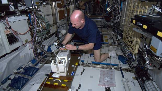 Astronaut accidentally calls 911 from space