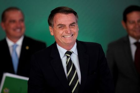 Bolsonaro loosens gun laws in murder-ridden Brazil, Report