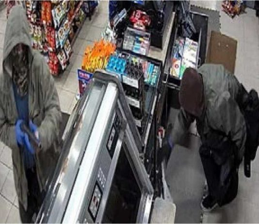 Calgary robbery: targeting Circle K stores in Christmas season crime spree
