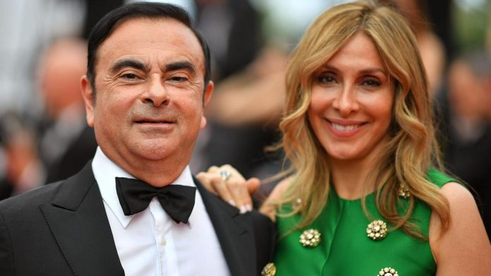 Carlos Ghosn's wife slams 'harsh' Japan detention (Reports)