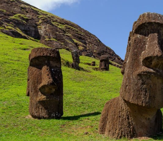 Easter Island statues: mystery behind their location revealed (Study)